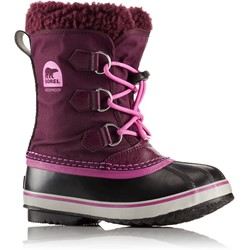Sorel - Youth Unisex Little Yoot Pac Nylon Shell Boot