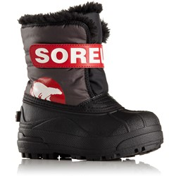 Sorel - Youth Unisex Little Snow Commander Shell Boot