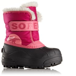 Sorel - Youth Unisex Toddler Toddler Snow Commander Shell Boot