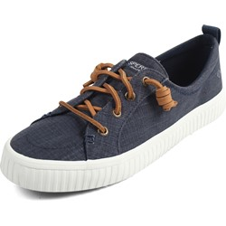 Sperry Top-Sider - Womens Crest Vibe Creeper Scratch Linen Shoes