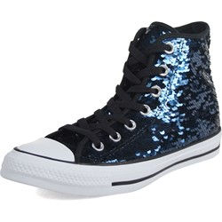 Converse - Women Textile Chuck Taylor All Star Sequins Hi Shoes
