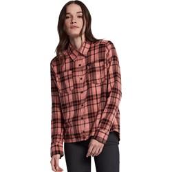 Hurley - Womens Wilson Long Sleeve Woven Shirt