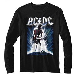 AC/DC Mens Acdcacdc Long Sleeve T-Shirt