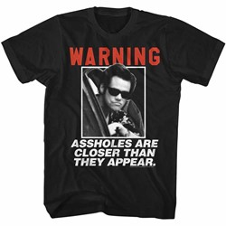 Ace Ventura Mens Acehole T-Shirt