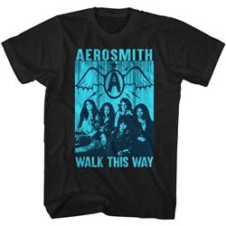 Aerosmith Mens Aero This Way2 T-Shirt