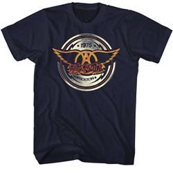 Aerosmith Mens Aerocircle T-Shirt
