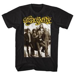 Aerosmith Mens Aeroplane T-Shirt