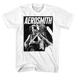 Aerosmith Mens Bw T-Shirt