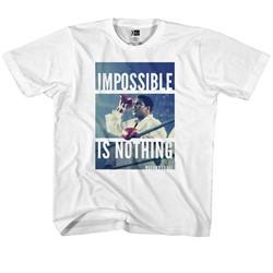 Muhammad Ali Unisex-Child Impossible Is Nothing T-Shirt