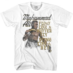 Muhammad Ali Mens Floatsting T-Shirt
