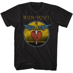 Bon Jovi Mens Bad Name T-Shirt