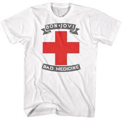 Bon Jovi Mens Badmed T-Shirt