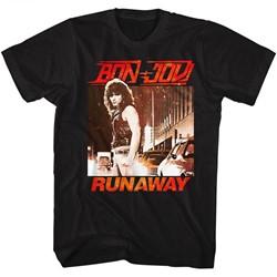 Bon Jovi Mens Runaway T-Shirt