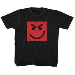 Bon Jovi Unisex-Child Nice Day Face T-Shirt