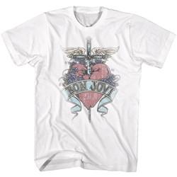 Bon Jovi Mens Pierced T-Shirt