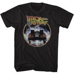 Back To The Future Mens Back To The Back T-Shirt