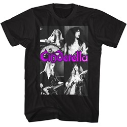 Cinderella Mens Quarters T-Shirt