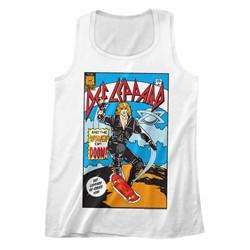 Def Leppard Mens Comic Tank Top