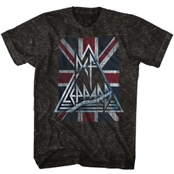 Def Leppard Mens Jacked Up T-Shirt