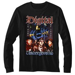 Digital Underground Mens Inhumpwetrust Long Sleeve T-Shirt