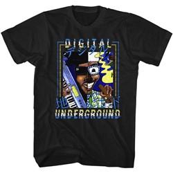 Digital Underground Mens Du Japan2 T-Shirt