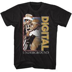 Digital Underground Mens Digital T-Shirt