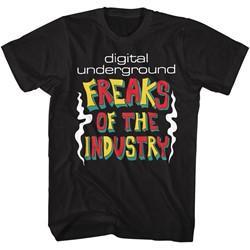 Digital Underground Mens Freaks Of The Industry T-Shirt