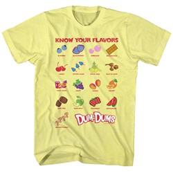 Dum Dums Mens Dum Dums T-Shirt