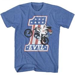 Evel Knievel Mens One Evel2 T-Shirt