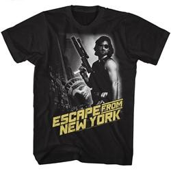 Escape From New York Mens Escape Ny T-Shirt