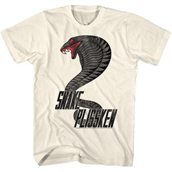 Escape From New York Mens Snakebottom T-Shirt