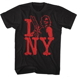 Escape From New York Mens Isnakeny T-Shirt