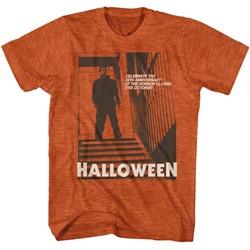 Halloween Mens Stairs2 T-Shirt