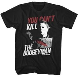 Halloween Mens Boogeyman T-Shirt
