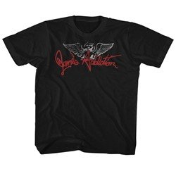 Janes Addiction Unisex-Child Chisel Angel T-Shirt