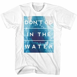 Jaws Mens Don'T Go T-Shirt