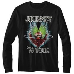 Journey Mens 1979 Long Sleeve T-Shirt
