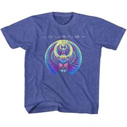 Journey Unisex-Child Pastel T-Shirt