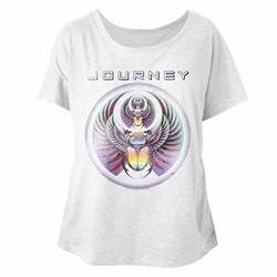Journey Womens Journey Dolman T-Shirt