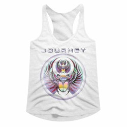 Journey Womens Journey Racerback Tank Top