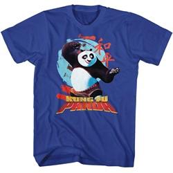 Kung Fu Panda Mens Circle Symbols T-Shirt