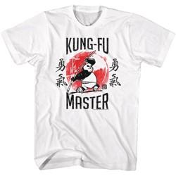 Kung Fu Panda Mens Kung-Fu Master T-Shirt