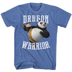 Kung Fu Panda Mens D-Warrior T-Shirt