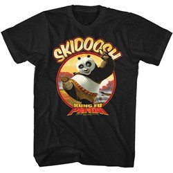 Kung Fu Panda Mens Skidoosh T-Shirt