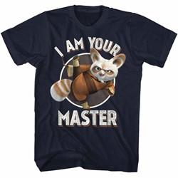 Kung Fu Panda Mens Master T-Shirt