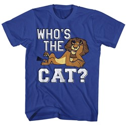 Madagascar Mens The Cat T-Shirt