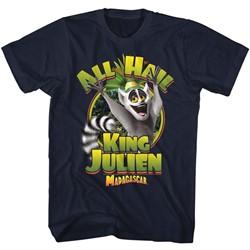 Madagascar Mens Kingjulien T-Shirt