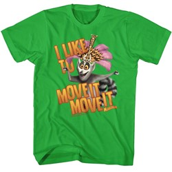 Madagascar Mens Moveitmoveit T-Shirt