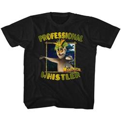 Madagascar Unisex-Child Professional Whistler T-Shirt
