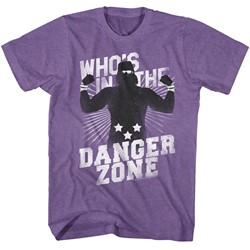 Macho Man Mens Danger Zone T-Shirt